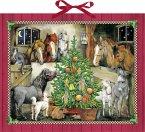 Pferde-Weihnacht Adventskalender