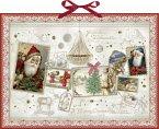 Weihnachtszauber Collage Adventskalender