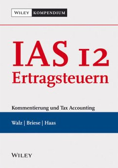 IAS 12 - Ertragsteuern