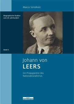 Johann von Leers - Sennholz, Marco