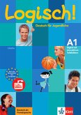 Logisch! A1 digital, DVD-ROM / Logisch! - Deutsch für Jugendliche .1