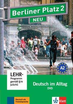1 DVD / Berliner Platz NEU Bd.2