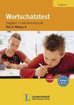 Wortschatztest Englisch in der Grundschule Klas...