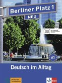 Berliner Platz 1 NEU - Lehr- und Arbeitsbuch 1 mit 2 Audio-CDs