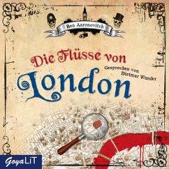 Die Flüsse von London / Peter Grant Bd.1 (MP3-Download) - Aaronovitch, Ben