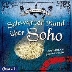 Schwarzer Mond über Soho / Peter Grant Bd.2 (MP3-Download) - Aaronovitch, Ben