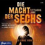 Die Macht der Sechs / Das Erbe von Lorien Bd.2 (MP3-Download)