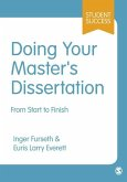 Doing Your Master′s Dissertation: From Start to Finish