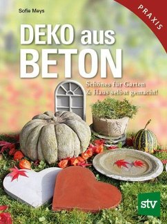 Deko aus Beton - Meys, Sofie