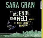 Das Ende der Welt / Claire DeWitt Bd.2 (6 Audio-CDs)