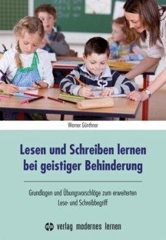 Lesen und Schreiben lernen bei geistiger Behind...