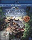 Weltnaturerbe Costa Rica - Guancaste Nationalpark (Blu-ray 3D)