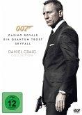 James Bond 007 - Casino Royale / Ein Quantum Trost / Skyfall (3 Discs)