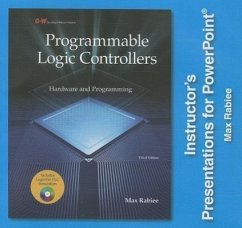 Programmable Logic Controllers: Hardware and Programming - Rabiee, Max