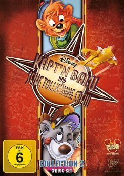 Käpt'n Balu und seine tollkühne Crew - Collection 2 DVD-Box
