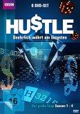 Hustle - Unehrlich währt am längsten: Season 1 - 4 (8 Discs)