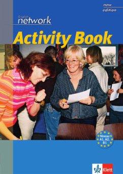 English Network Activity Book. Resource Book mi...