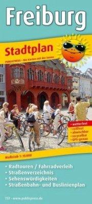 PublicPress Stadtplan Freiburg