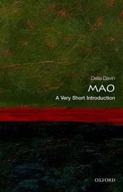 Mao: A Very Short Introduction - Davin, Delia (Emeritus Professor of Chinese Studies, University of L