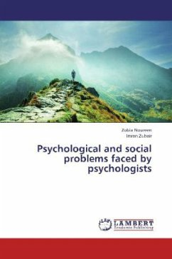 Psychological and social problems faced by psychologists