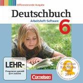 6. Schuljahr - Übungs-CD-ROM zum Arbeitsheft / Deutschbuch - Zu allen differenzierenden Ausgaben 2011