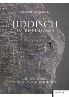 Jiddisch im Rheinland