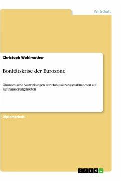 Bonitätskrise der Eurozone