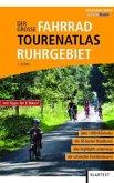 Der große Fahrrad-Tourenatlas Ruhrgebiet 1 : 30 000