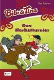 Das Herbstturnier / Bibi & Tina Bd.15 (Mängelexemplar)