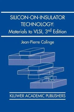 Silicon-on-Insulator Technology: Materials to VLSI - Colinge, Jean-Pierre