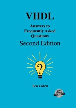 VHDL Answers to Frequently Asked Questions - Cohen, Ben