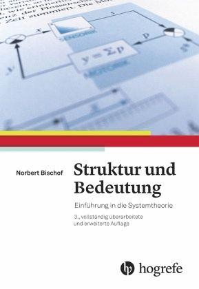 struktur und bedeutung von norbert bischof portofrei bei b bestellen. Black Bedroom Furniture Sets. Home Design Ideas