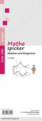Ableiten und Integrieren, Leporello / Mathespicker