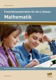 Freiarbeitsmaterialien für die 6. Klasse: Mathematik