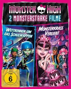 Monster High Monsterkrass Verliebt