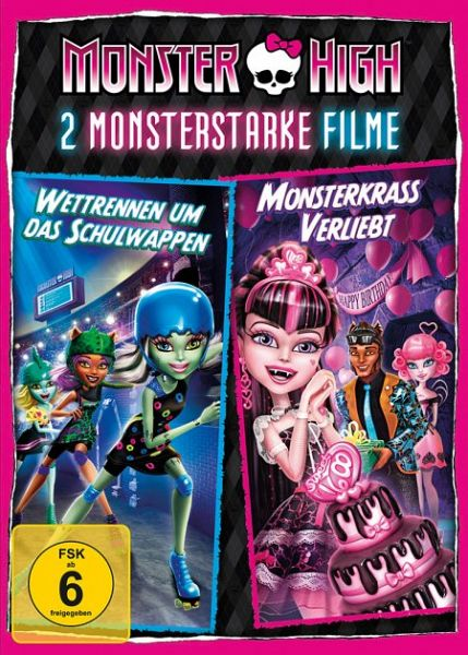 monster hai auf deutsch