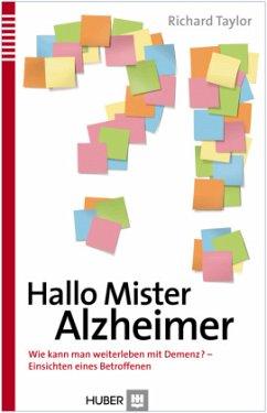 Hallo Mister Alzheimer - Taylor, Richard