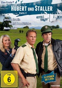 Hubert & Staller - Staffel 2 DVD-Box - Christian Tramitz/Helmfried Von Lüttichau
