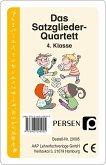 Das Satzglieder-Quartett