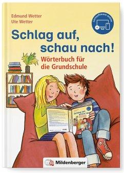 Wörterbuch, m. CD-ROM / Schlag auf, schau nach! Jubiläums-Ausgabe - Wetter, Edmund; Wetter, Ute