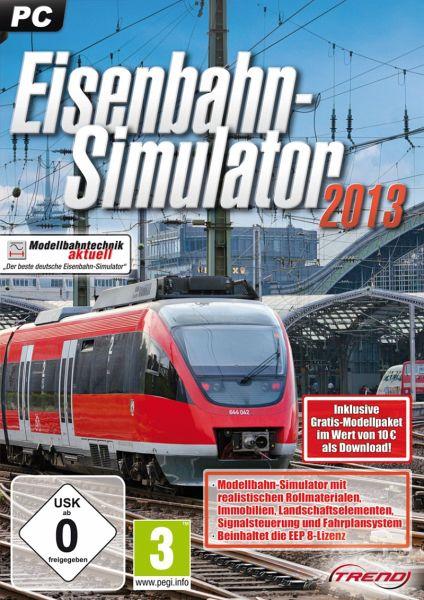 eisenbahn simulator 2013 pc spiel. Black Bedroom Furniture Sets. Home Design Ideas