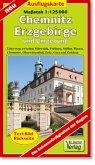 Doktor Barthel Karte Chemnitz, Erzgebirge und Umgebung
