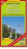 Doktor Barthel Karte Berlin, Potsdam und Umgebung