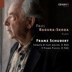 Sonate B-Dur D 960/Drei Klavierstücke D 946