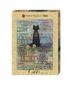 Cats, Ägyptische Katze (Puzzle)
