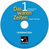 Frühgeschichte und Antike, Lehrermaterial, CD-ROM, CD-ROM