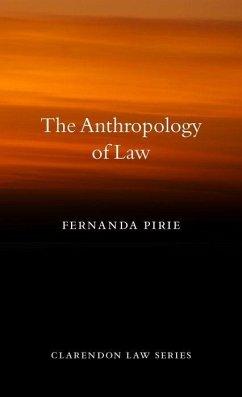 The Anthropology of Law - Pirie, Fernanda