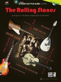 Ultimate Easy Guitar Play-Along: The Rolling Stones, m. 1 DVD + 1 MP3-CD