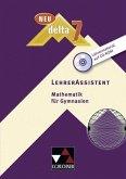 LehrerAssistent 7, CD-ROM, CD-ROM / Delta neu, LehrerAssistent