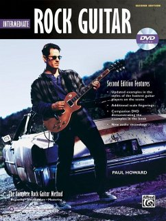 Complete Rock Guitar Method: Intermediate Rock ...